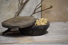 Authentieke oude masala box