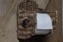 Toiletpapier houder small