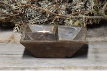Oud houten kruidenbakje 2