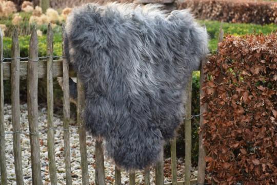 IJslandse schapenvachten grijs