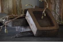 Houten bakje / schaaltje