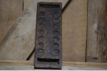 Old egg tray 1