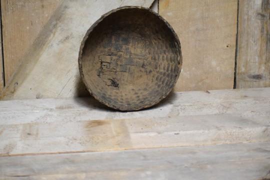 Bamboe leemmand XL