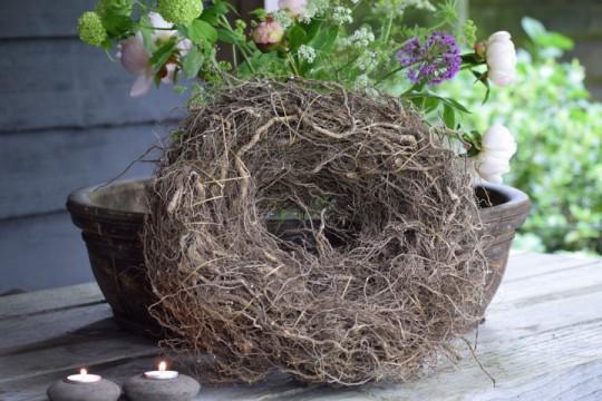 Krans Root Rough 40 cm.