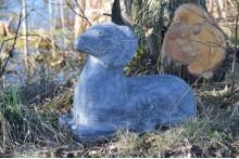 Grote stenen Ram