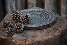 Oude Mandala steen