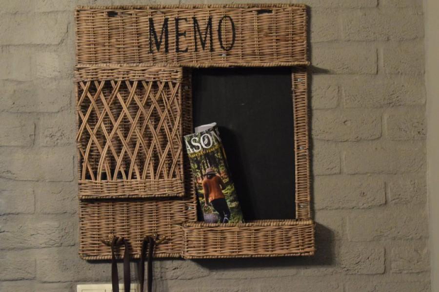 Kitchen board memo